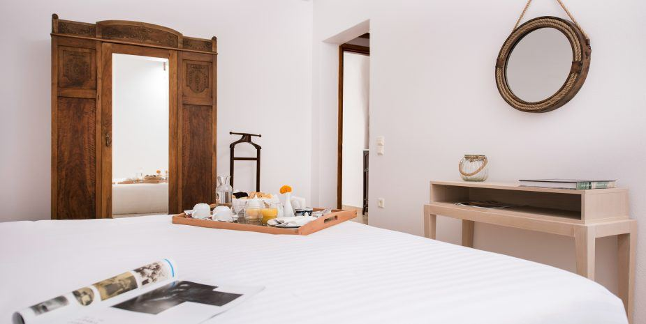 Private Villa Master Bedroom