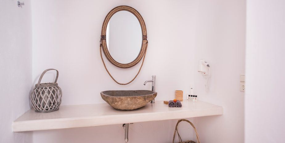 Private Villa Ensuite Bathroom